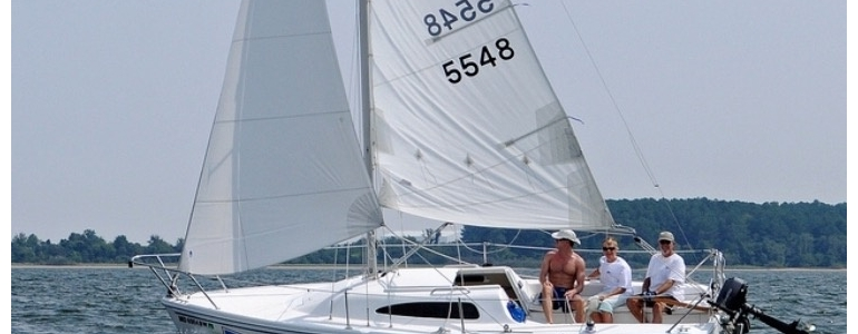 Half Day and Full Day Sailboat Rental
