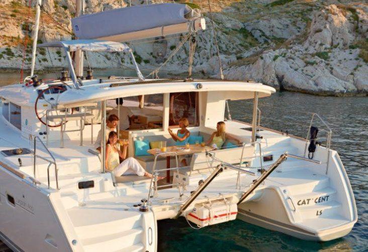 4 Day Catalina Island Flotilla