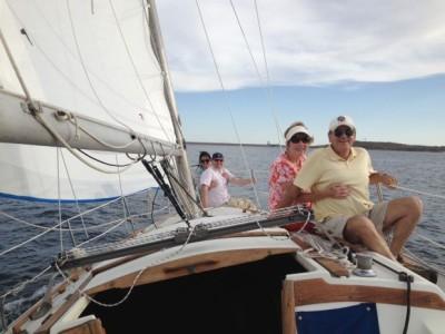 Sailing in Arizona